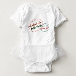 Body Para Bebê Burkina Faso feito lá isso