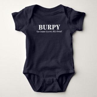 Body Para Bebê Burpy, 8o anão