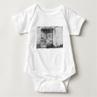 Body Para Bebê Bw esquecido loja abandonado