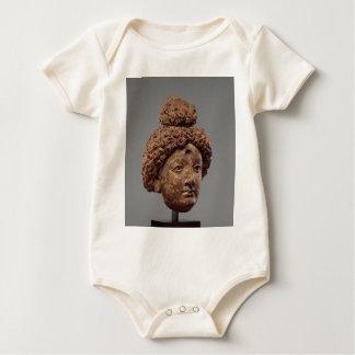 Body Para Bebê Cabeça de um Buddha ou de um Bodhisattva
