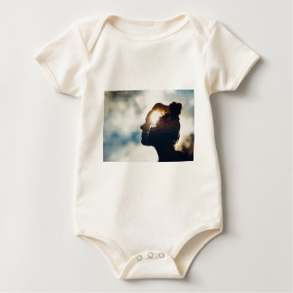 Body Para Bebê Cabeça leve