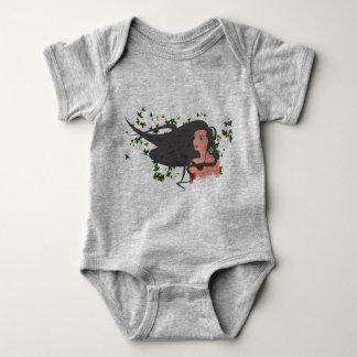 Body Para Bebê Cabelos