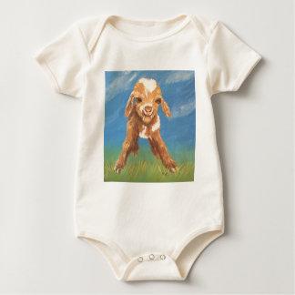 Body Para Bebê Cabra do bebê