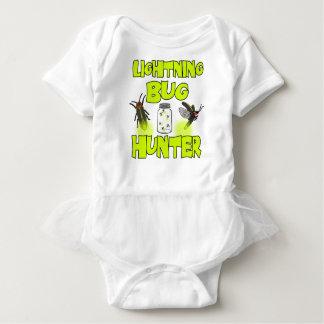 Body Para Bebê caçador do inseto de relâmpago