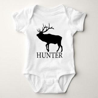 Body Para Bebê Caçador dos alces
