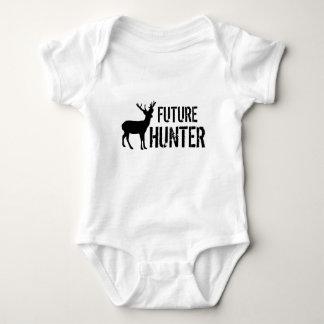 Body Para Bebê Caçador futuro