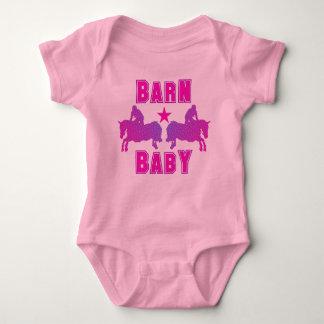 Body Para Bebê Caçador/ligações em ponte do bebé do celeiro