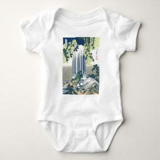 Body Para Bebê Cachoeira azul