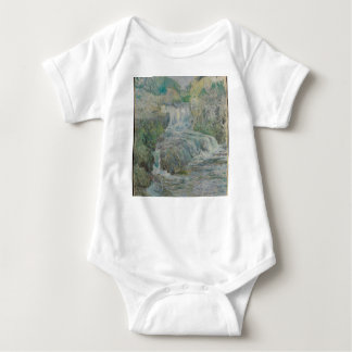 Body Para Bebê Cachoeira - John Henry Twachtman