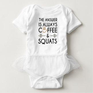 Body Para Bebê Café & ocupas 2