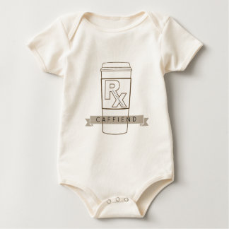 Body Para Bebê Caffiend