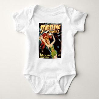 Body Para Bebê Caiu fora de uma nave espacial