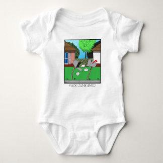 Body Para Bebê Caixas do correio