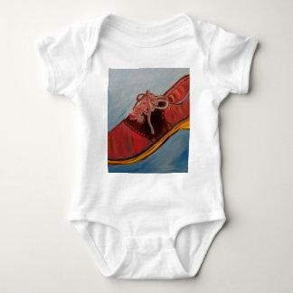 Body Para Bebê Calçados de sela
