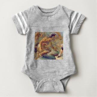 Body Para Bebê Calor do conflito