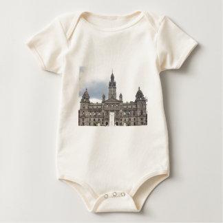 Body Para Bebê Câmara municipal de Glasgow