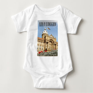 Body Para Bebê Câmara municipal em Birmingham, Inglaterra Reino