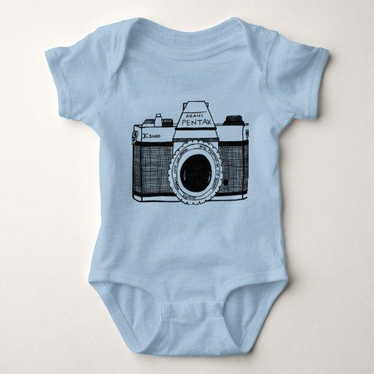 Body Para Bebê Camera Pentax