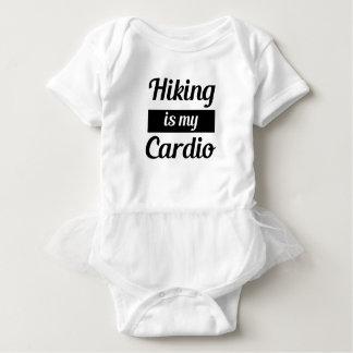 Body Para Bebê Caminhar é meu cardio-