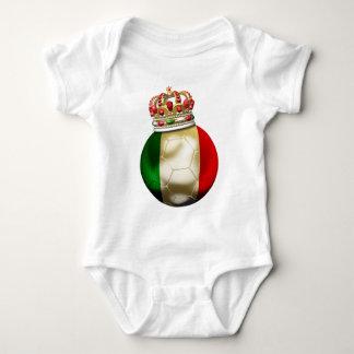 Body Para Bebê Campeão do mundo de Italia