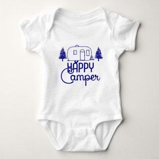 Body Para Bebê Campista feliz 2