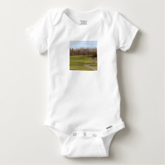 Body Para Bebê Campo de golfe