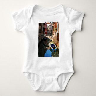 Body Para Bebê Canal grande, Veneza, Italia