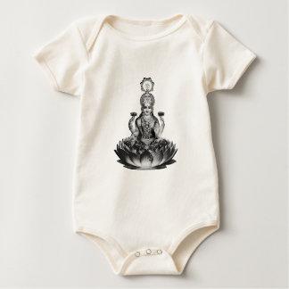 Body Para Bebê Canção de Lotus