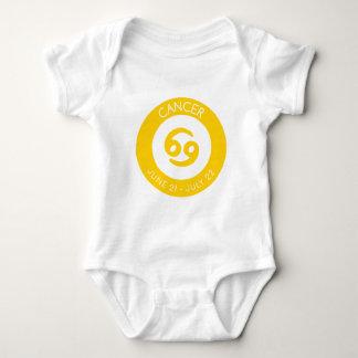 Body Para Bebê Cancer