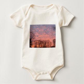 Body Para Bebê Canvas das mães Natureza