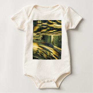 Body Para Bebê Cão amarelo