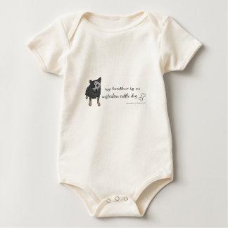 Body Para Bebê cão australiano do gado