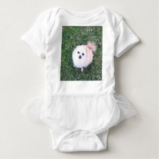 Body Para Bebê Cão bonito