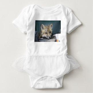 Body Para Bebê Capa de telefone do Fox