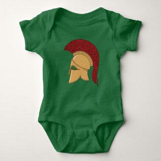 Body Para Bebê Capacete do Corinthian