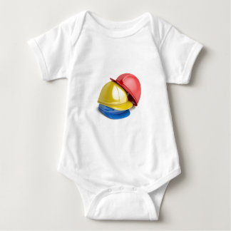 Body Para Bebê Capacetes de segurança