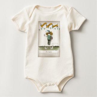 Body Para Bebê capitão irlandês do futebol