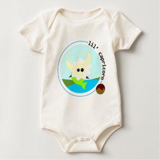 Body Para Bebê CAPRICÓRNIO do lil