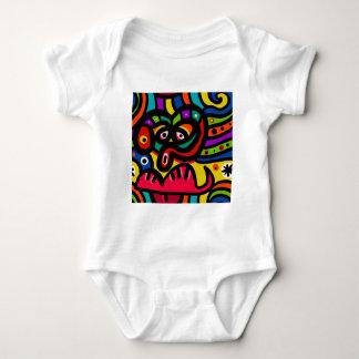 Body Para Bebê Cara