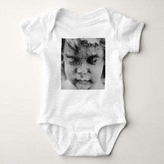 Body Para Bebê Cara de um querubim