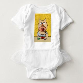 Body Para Bebê Caramelo Caroline