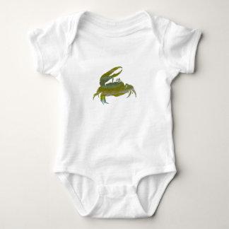 Body Para Bebê caranguejo