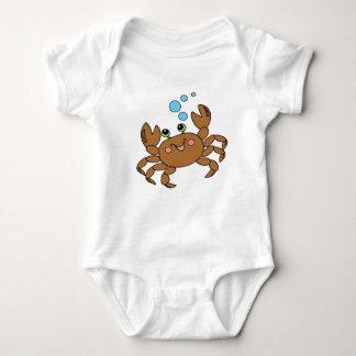 Body Para Bebê Caranguejo 3