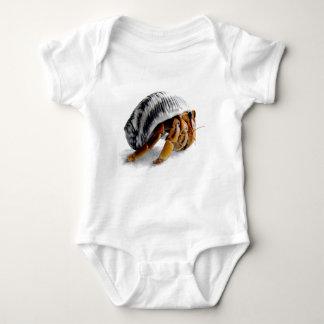 Body Para Bebê caranguejo de eremita da terra
