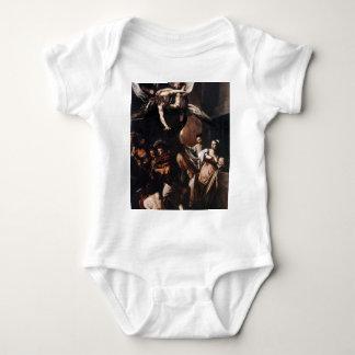 Body Para Bebê Caravaggio - os sete trabalhos da pintura do