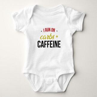 Body Para Bebê Carburadores & cafeína