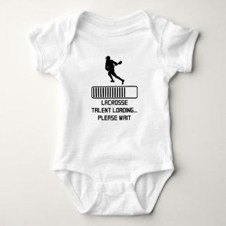 Body Para Bebê Carga do talento do Lacrosse