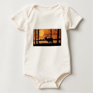 Body Para Bebê Caribu