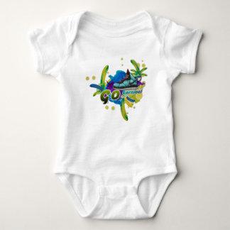 Body Para Bebê Carnaval de Dance4Life