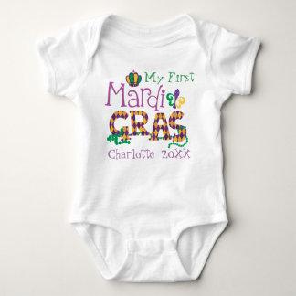 Body Para Bebê Carnaval personalizado